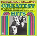 Greatest Hits of Brasil '66 by Sergio Mendes & Brasil '66: CD Cover