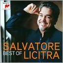 The Best of Salvatore Licitra by Salvatore Licitra: CD Cover