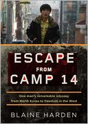 Escape from Camp 14 by Blaine Harden: CD Audiobook Cover