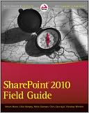 SharePoint 2010 Field Guide by Steven Mann: NOOK Book Cover