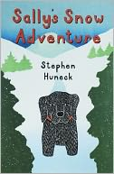 Sally's Snow Adventure by Stephen Huneck: NOOK Kids Read to Me Cover