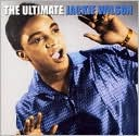 The Ultimate Jackie Wilson by Jackie Wilson: CD Cover