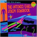 The Girl from Ipanema: The Antonio Carlos Jobim Songbook by Antonio Carlos Jobim: CD Cover