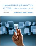 Management Information Systems for the Information Age by Stephen Haag: Book Cover