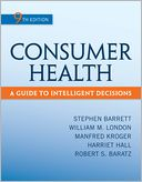 Consumer Health by Stephen Barrett: Book Cover