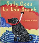 Sally Goes to the Beach by Stephen Huneck: NOOK Kids Read to Me Cover