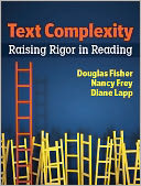 Text Complexity by Douglas Fisher: Book Cover