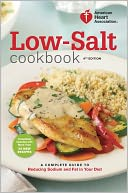 American Heart Association Low-Salt Cookbook, 4th Edition by American Heart Association: Book Cover