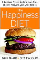 The Happiness Diet by Tyler G. Graham: Book Cover