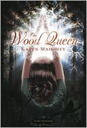 The Wood Queen (Iron Witch Series #2) (Turtleback School & Library Binding Edition) by Karen Mahoney: Book Cover