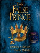 The False Prince (Ascendance Trilogy Series #1) by Jennifer A. Nielsen: Audio Book Cover
