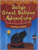 Sally's Great Balloon Adventure by Stephen Huneck: NOOK Kids Read to Me Cover