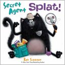 Secret Agent Splat! by Rob Scotton: NOOK Kids Read to Me Cover