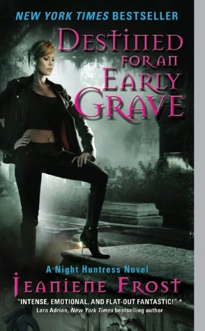 Best forum for ebooks download Destined for an Early Grave English version by Jeaniene Frost ePub PDB MOBI 9780061583216