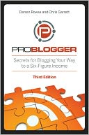 ProBlogger by Darren Rowse: Book Cover