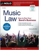 download Music Law : How to Run Your Band's Business book