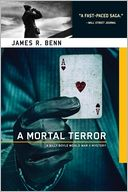A Mortal Terror (Billy Boyle World War II Mystery Series #6) by James R. Benn: Book Cover