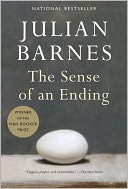 The Sense of an Ending by Julian Barnes: Book Cover