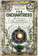 The Enchantress (Secrets of the Immortal Nicholas Flamel Series #6) by Michael Scott: Book Cover