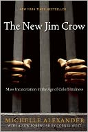 The New Jim Crow by Michelle Alexander: Book Cover