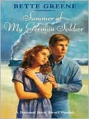 Summer of My German Soldier by Bette Greene: Book Cover
