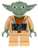LEGO Clone Wars Minifigure Clock - Yoda by Clic Time LLC: Product Image