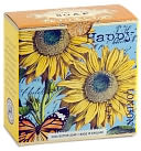 Sunflower Little Boxed Soap (2.9 x 2.9) by Michel Design Works: Product Image
