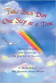 Take Each Day One Step at a Time by Patricia Wayant: Book Cover