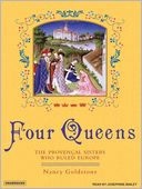 Four Queens by Nancy Goldstone: Audio Book Cover