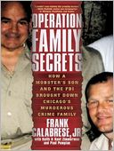 Operation Family Secrets by Jr., Frank Calabrese: Audio Book Cover