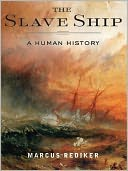 The Slave Ship by Marcus Rediker: Audio Book Cover