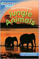 Jungle Animals by Parragon Books Ltd.: NOOK Kids Cover