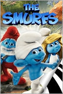The Smurfs Movie Storybook by Zuuka: NOOK Kids Read to Me Cover