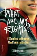 What Are My Rights? by Thomas A. Jacobs: Book Cover