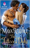 The Tattooed Duke (Writing Girl Series #3) by Maya Rodale: NOOK Book Cover