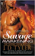Savage Awakening (Alpha Pack Series #2) by J. D. Tyler: NOOK Book Cover