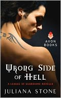 Wrong Side of Hell by Juliana Stone: NOOK Book Cover