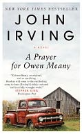 A Prayer for Owen Meany by John Irving: Book Cover