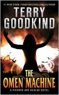 The Omen Machine by Terry Goodkind: Book Cover