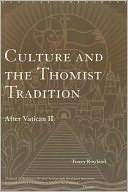 download Culture and the Thomist Tradition book