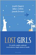 Lost girls (Versione italiana) by Holly C. Corbett: NOOK Book Cover