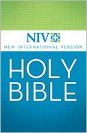 Holy Bible (NIV) by Zondervan: NOOK Book Cover