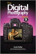 The Digital Photography Book, Volume 4 by Scott Kelby: Book Cover