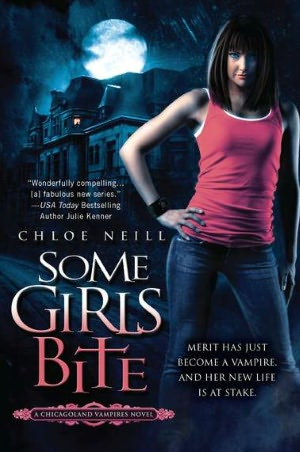 Chloe Neill Some Girls Bite