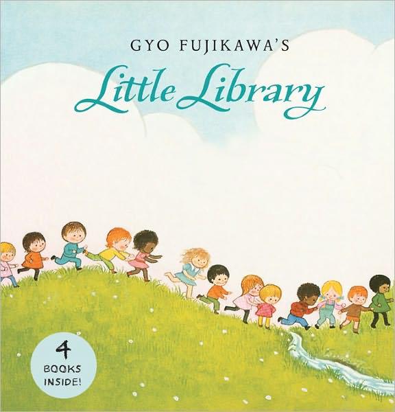 Gyo Fujikawa's Little Library