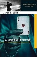 A Mortal Terror (Billy Boyle World War II Mystery Series #6) by James R. Benn: NOOK Book Cover