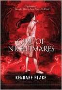 Girl of Nightmares by Kendare Blake: Book Cover