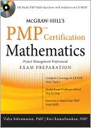 McGraw-Hill's PMP Certification Mathematics by Vidya Subramanian: NOOK Book Cover