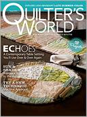 download Quilter's World book