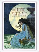 The Little Mermaid by Cecilia Tan: Audio Book Cover